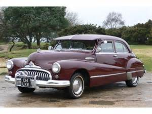 1947 Buick Parts 1947 Buick Roadmaster Eight Series 50 For Sale