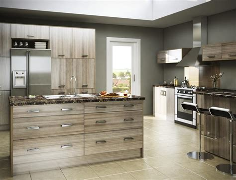 Driftwood Kitchen Cabinets Kitchens Arley Cabinets Wigan