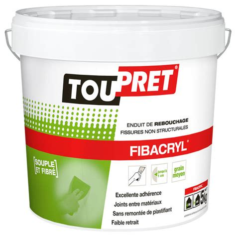 Produit Rebouchage Fissure Mur Exterieur 2154 by Enduit De Rebouchage Pour Int 233 Rieur Ou Ext 233 Rieur Toupret
