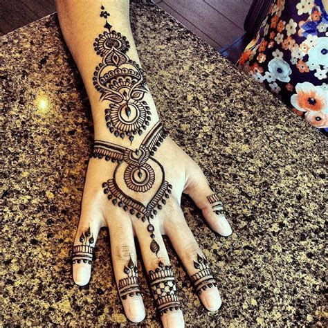 Best Arabic Mehndi Designs Collection for Girls   Art