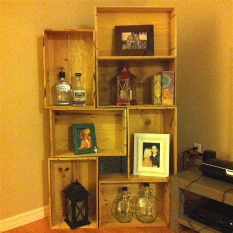 wine crate shelving wine crate decorative shelving home work