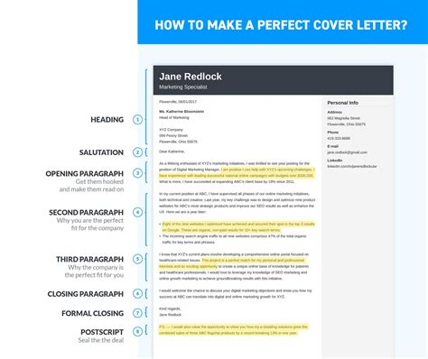 how to write covering letter for a how to write a cover letter in 8 simple steps 12 exles