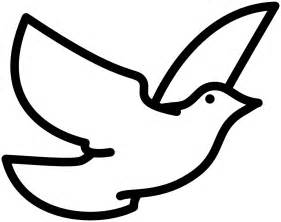 onlinelabels clip art dove flying
