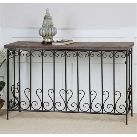 wrought iron sofa table 17 best ideas about wrought iron console table on wrought iron decor wrought iron