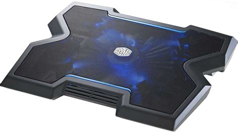 cooler master notepal x3 laptop cooling pad with 200mm