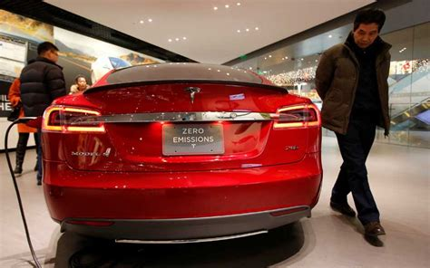 tesla security tesla motors fixes security in model s after china s