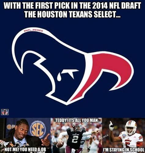 Texans Memes - the 2 10 texans are down the jagaurs football meme