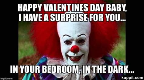 Happy Valentines Day Funny Meme - happy valentines day baby i have a surprise for you in