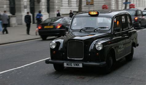 les taxis londoniens roulent pour lhuile de friture