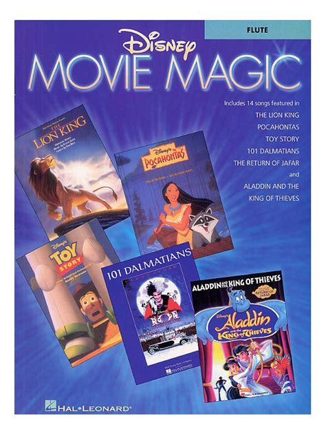 film magic hour number disney movie magic instrumental solo flute flute