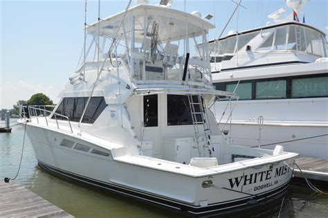 hatteras sport fishing boats for sale 1993 used hatteras 50 convertible sports fishing boat for