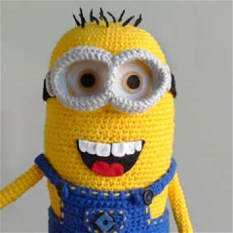 knitting pattern minion despicable me despicable me minion free amigurumi pattern