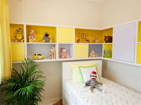 kids bedroom shelves get your kids organized at all ages hgtv
