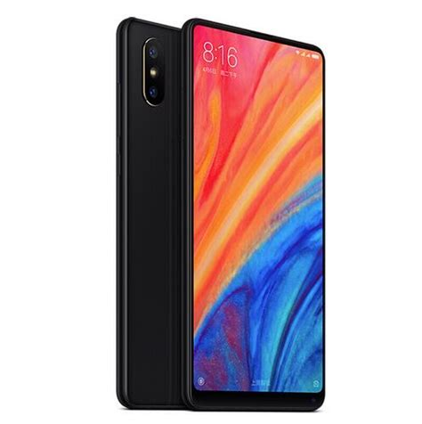 wholesale xiaomi mi mix 2s 6+64 smartphone black from china