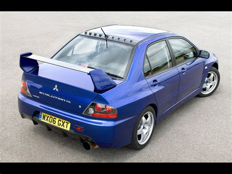mitsubishi evolution 9 2007 mitsubishi lancer evolution ix fq 360 pictures
