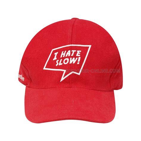 Topi Warna Merah topi rapael merah smartfren