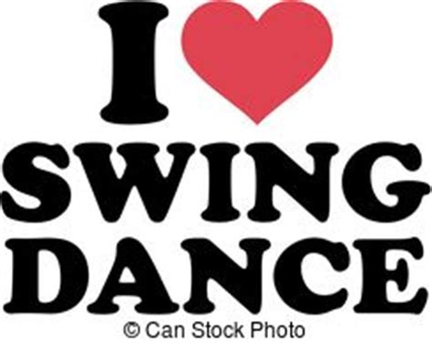 swing dance love songs i love dance music design heart over a white background