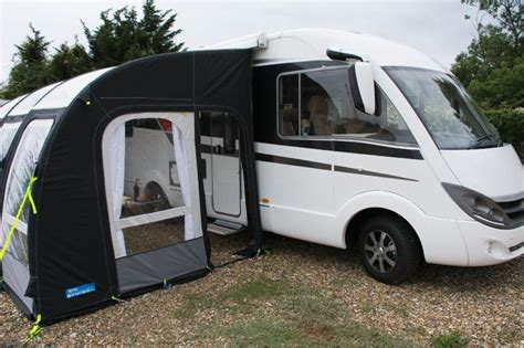Motorhome Air Awnings Auvent Gonflable Kampa Motor Rally Air 390 L Pour Camping Car