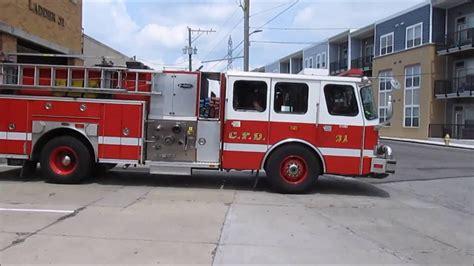 truck cincinnati cincinnati engine 31 truck 31 responding