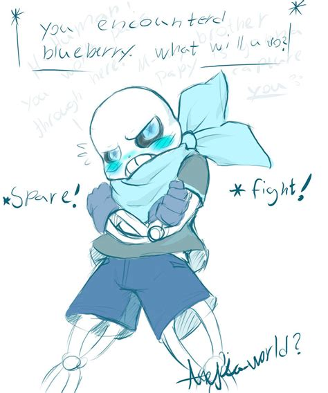 blueberry sans by anejka on deviantart