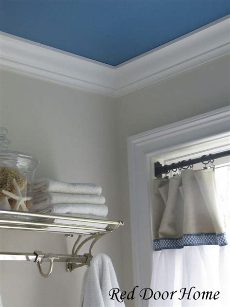 ceil blue color definitely considering doing an accent ceiling in tyson s