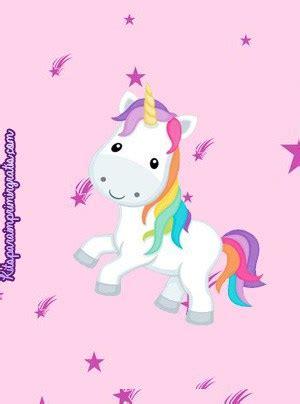 imagenes de unicornios gratis kits para imprimir gratis contenido gratuito para tu fiesta