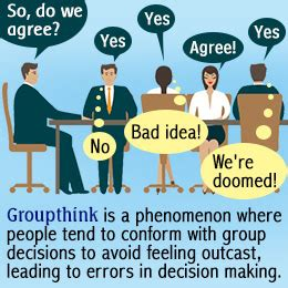 groupthink are two heads really better than one