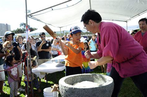 japanese new year festival new year s ohana festival jan 8