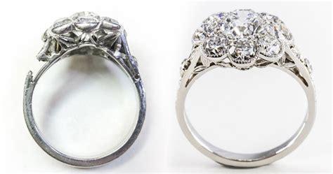 gilbert jewelry store diamonds custom ring design