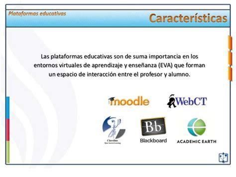 imagenes virtuales que son plataformas educativas caracter 237 sticas y ejemplos