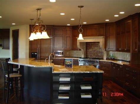 gourmet kitchen islands gourmet kitchen island images