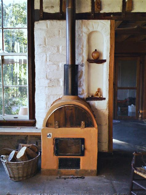 Homegrown And Handmade - build outside wood stove plans diy wooden bakers