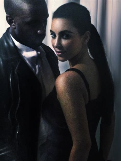 celebrity official definition nick knight shoot kim kardashian videos photos and