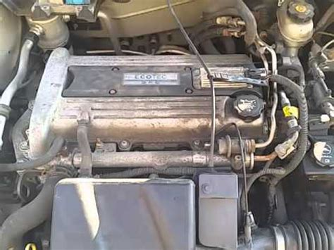 cavalier  ignition coil pack damaged youtube