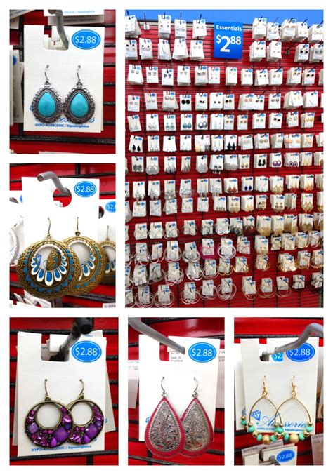 walmart jewelry section step into spring with walmart fashion frugal upstate