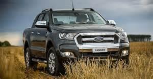 Ford Louisiana Los 36 Cambios Que Recibi 243 La Nueva Ford Ranger Y Sus Precios
