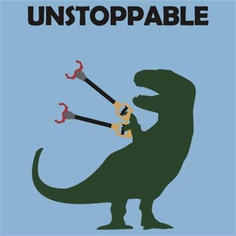 Unstoppable T Rex Meme - le mem 233
