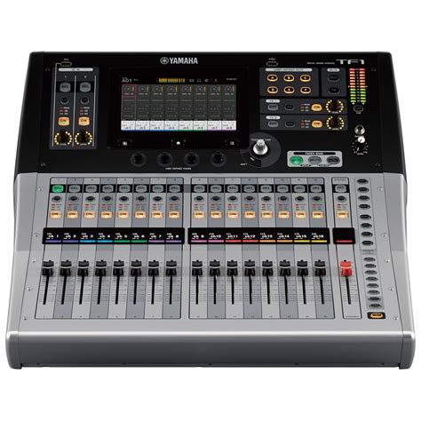 Mixer Yamaha 16 Channel Malaysia yamaha tf1 digital mixer location sound