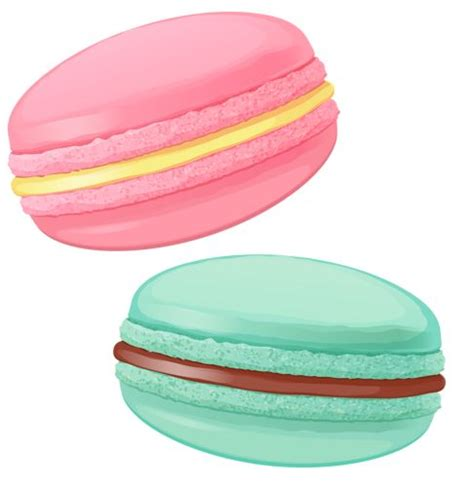Shopkins Macaron Tower cliparts macaroons shutterstock 195976880