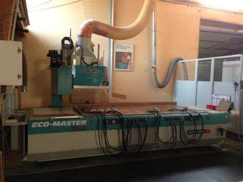 Machine à Bois Combiné 7113 by Centre Usinage Holzher Eco Master 7113 4 Axes Imb