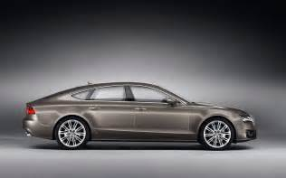 audi a7 sportback technical details history photos on