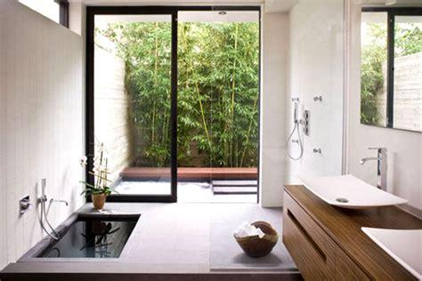 outside bathroom designs the indoor outdoor bathroom pivotech