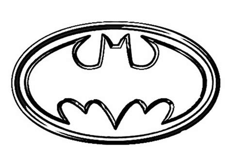 coloring pages of batman symbol batman learn to coloring