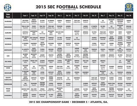 section 1 football schedule sec football helmet schedule 2011 pdf free software and