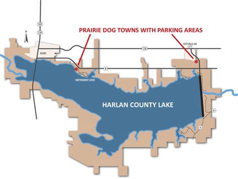 harlan county prairie towns harlan county tourism