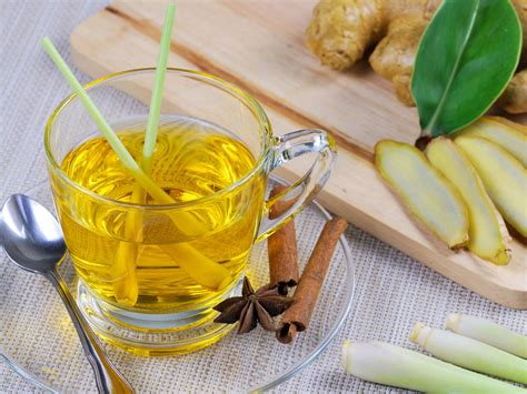 Lemongrass Detox Smoothie by The Health Benefits Of A Lemongrass Tea Detox