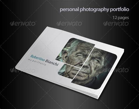 how to layout a photography portfolio 25 awesome portfolio book templates pixel curse