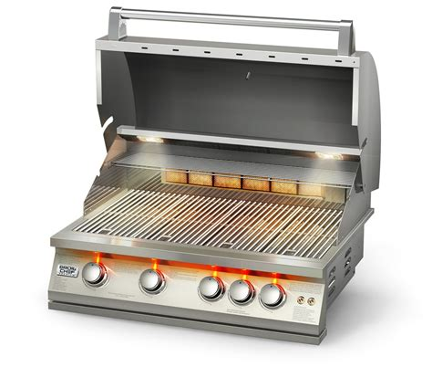 led bbq grill lights broilchef natural gas grills 32 inch built in lp gas bbq