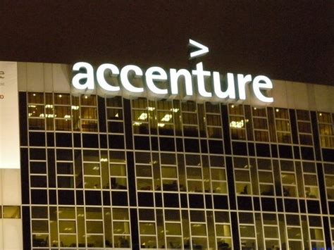 Accenture Mba Internship India by Rank 3 Accenture Top 10 Information Technology It