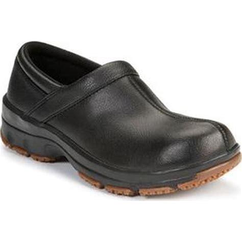 slip resistant clogs for slipgrips s slip resistant black clog sg1210